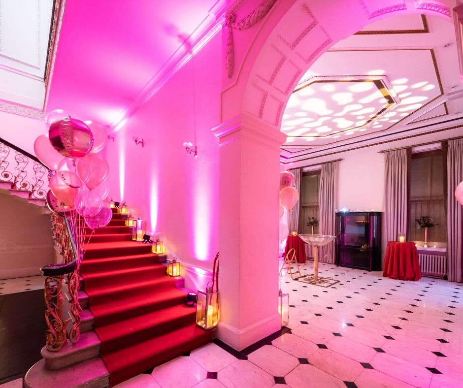 London Events Venue Kent House Knightsbridge