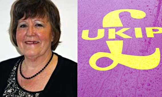 """Ukip expels Thanet councillor Rozanne Duncan for """"jaw ..."""