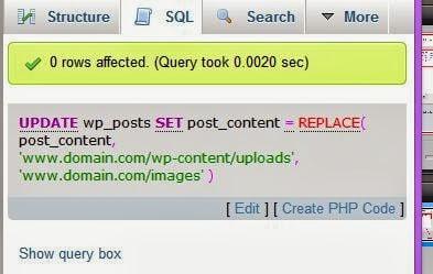 Mengubah Beberapa URL Link Sekaligus Pada Postingan WordPress