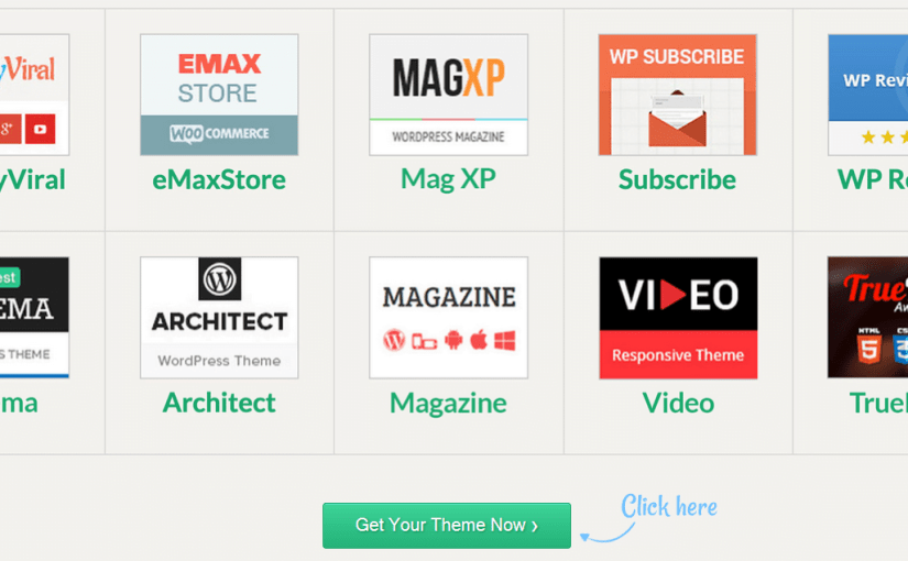 MyThemeShop bagi-bagi WordPress themes cuma $9, buruan!
