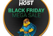 Black Friday HawkHost Promo Sampai 70% Off !!