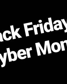 Black Friday dan Cyber Monday 2018 Berburu domain dan hosting!