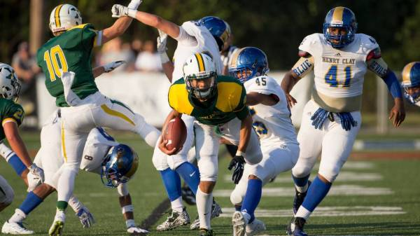 St. Xavier batters Henry Clay in each team's season opener ...