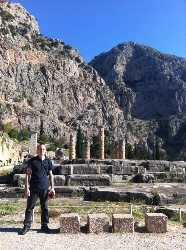 Delphi Temple of Apollo Jeremy
