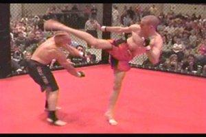 Jeremy Patton vs. Jeremy Kitts, MMA Head Kick