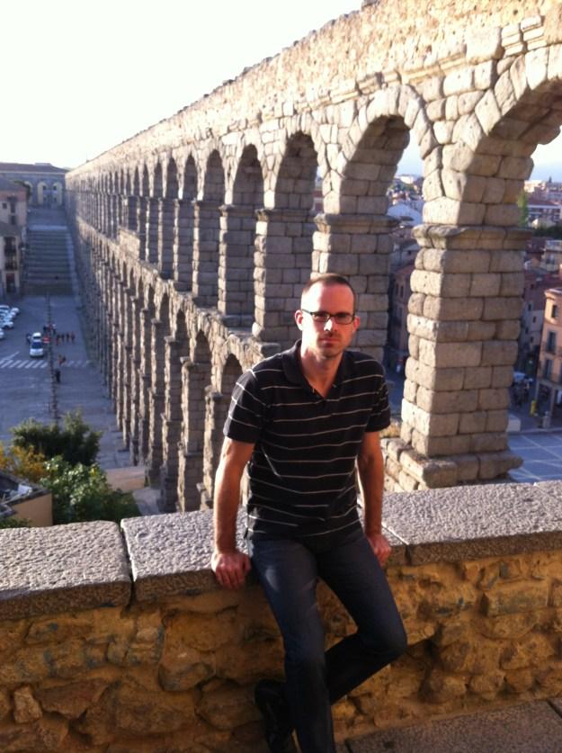 Segovia Aqueduct Jeremy One 10-2014