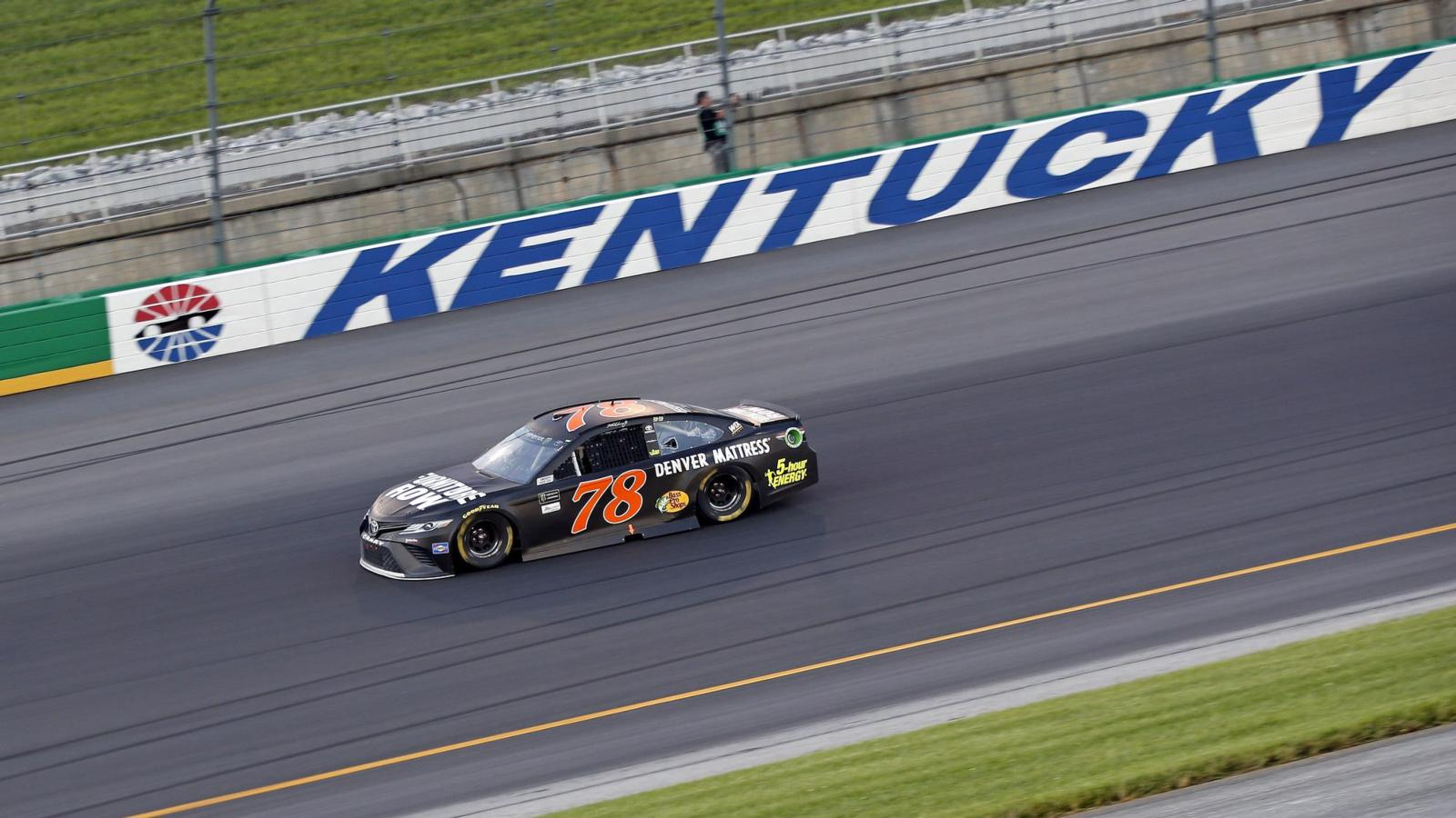 Goodyear Tire Test News Fan Info Kentucky Speedway