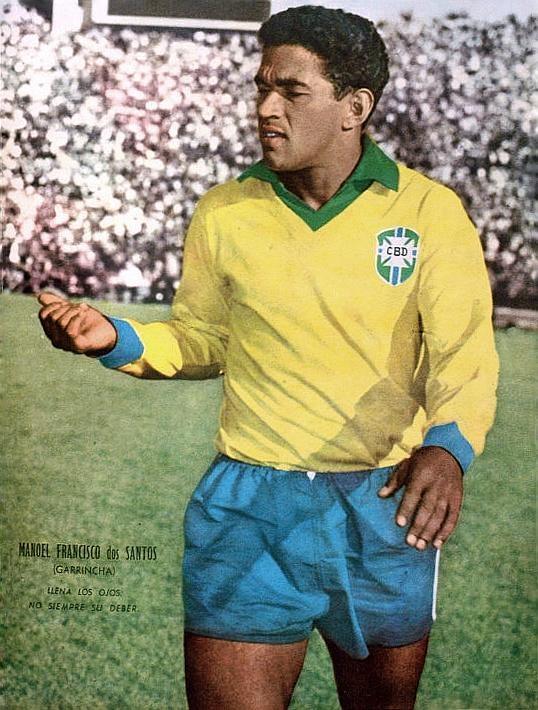 Manuel 'Garrincha' dos Santos