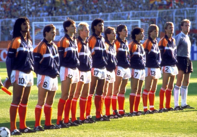West Duitsland - Nederland EK '88