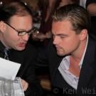 Leonardo DiCaprio event for Haiti