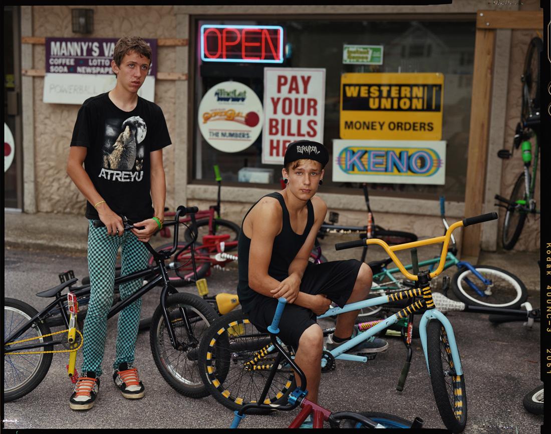 Boys on Bikes - PK 20004