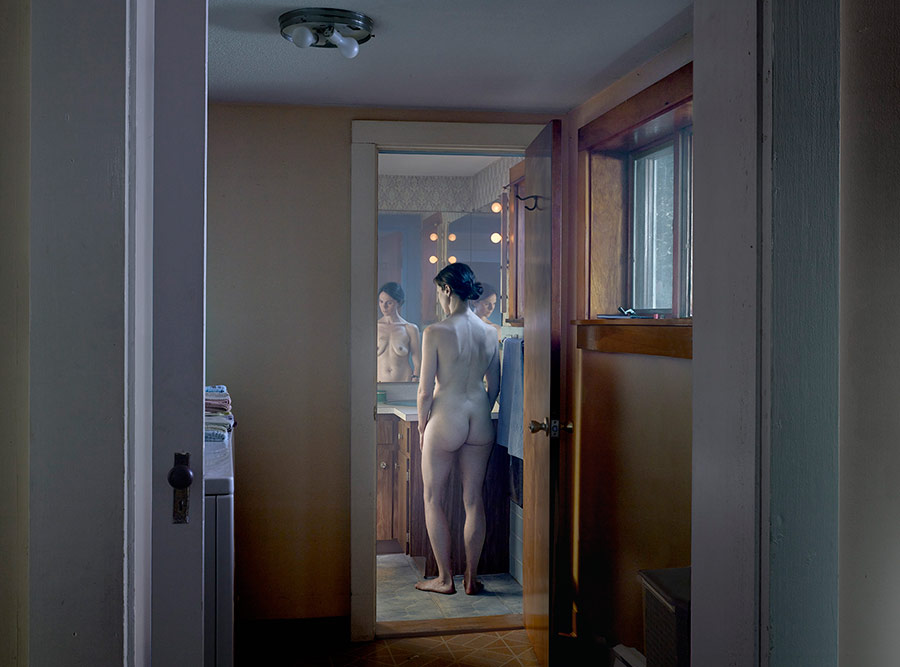CREWD 2013.Woman in Bathroom