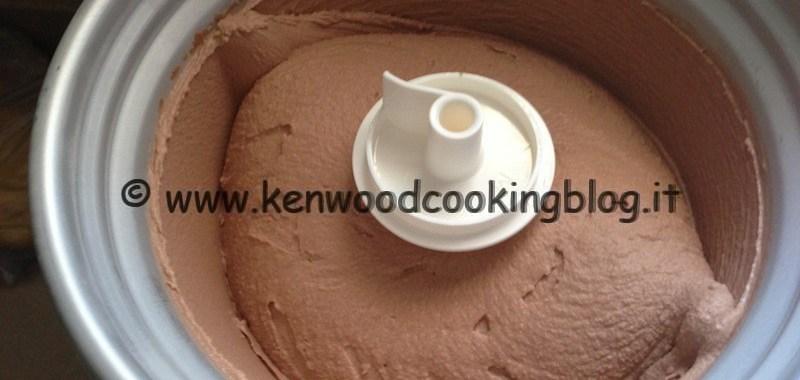 Ricetta Gelato alla Nutella con Kenwood