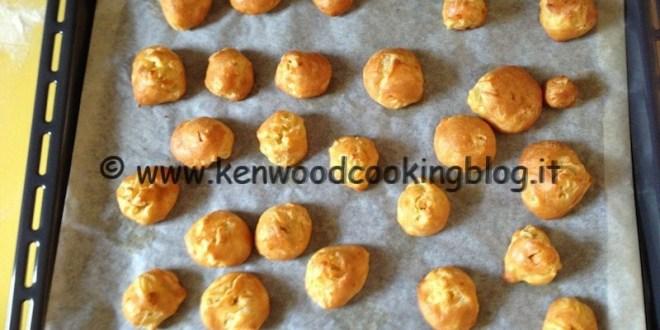 Ricetta bignole di pasta choux con Kenwood – Kenwood Cooking Blog