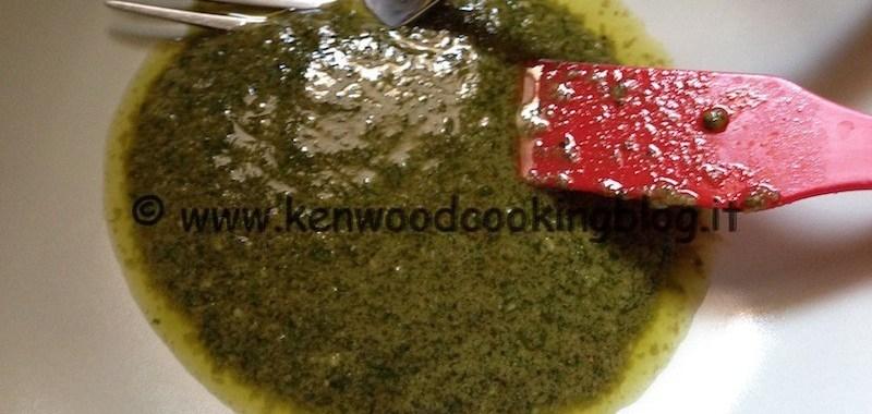 Ricetta pesto genovese Kenwood