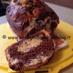 Ricetta Plumcake marmorizzato yogurt e cacao Kenwood