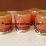 Ricetta marmellata alle Pesche Kenwood