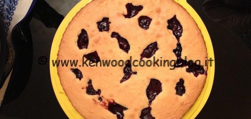 Ricetta Torta morbida di marmellata Kenwood