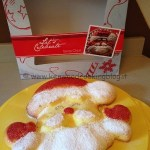 Video Ricetta Pan di Spagna a forma di Babbo Natale Silikomart