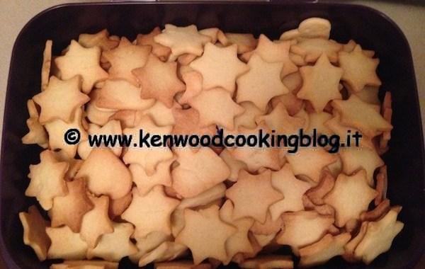 Ricetta Biscotti al burro Kenwood