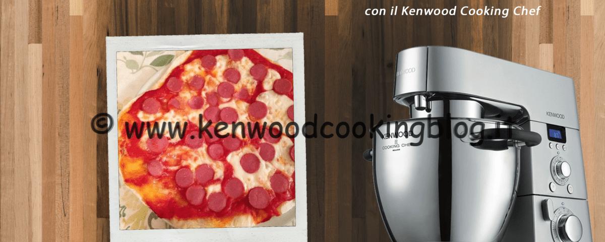 Video ricetta Impasto per la Pizza con poco lievito Kenwood ...