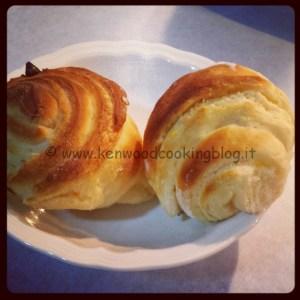 cornetti pan brioche