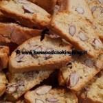 Ricetta biscotti cantucci toscani Kenwood