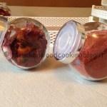 Preparazione polvere di fragole essiccate Kenwood