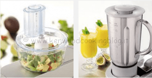 Food Processor e Blender vecchi