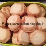 Ricetta biscotti sables Kenwood