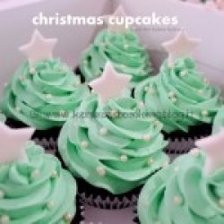 Cup cakes Natale