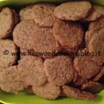 Ricetta biscotti ai corn flakes e cioccolato Kenwood