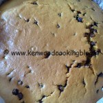 Ricetta Torta Vegan alle carote e gocce di cioccolato Kenwood