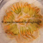 Ricetta frittata vegan zucchini e farina di ceci al vapore Kenwood