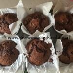 Ricetta muffin al doppio cioccolato di Benedetta Parodi Kenwood