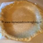 Ricetta pasta brisée all'olio senza burro Kenwood