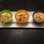 Ricetta muffin zucca e cioccolato Kenwood