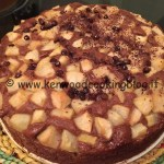 Ricetta torta cioccolato, pere e ricotta Kenwood
