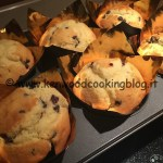 Ricetta muffin alla panna Kenwood