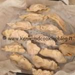 Ricetta ravioli cinesi al vapore salmone e polpa di granchio Kenwood