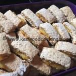 Ricetta biscotti light di frolla integrale con marmellata di arancio Kenwood