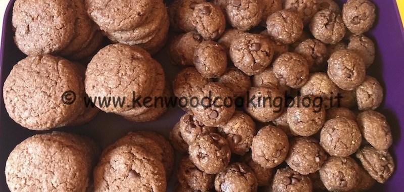 Ricetta biscotti integrali con esubero di lievito madre Kenwood