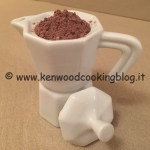 Ricetta preparato per cioccolata calda in tazza Kenwood