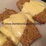 Ricetta plumcake salato zucca e noci Kenwood