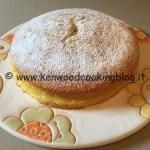 Ricetta torta con crema al limone senza latte e senza burro Kenwood