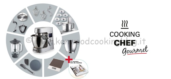 nuovo cooking chef gourmet kcc9068s cosa cambia kenwood cooking blog. Black Bedroom Furniture Sets. Home Design Ideas