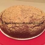 Ricetta torta al cacao e nocciole senza burro Kenwood