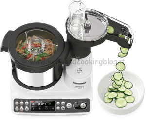 Recensione kenwood kcook multi ccl401wh kenwood cooking blog - Robot per cucinare kenwood ...