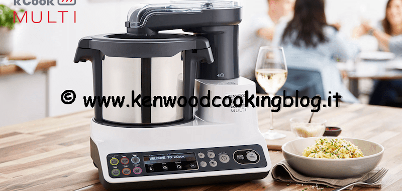 Recensione Kenwood kCook Multi CCL401WH