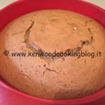 Ricetta torta 7 vasetti con zucchero di canna e yogurt al cioccolato Kenwood